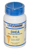 DHEA (Life Extension), 50 мг, 90 капсул