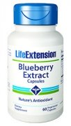 Blueberry Extract, 60 vegetarian capsules (LifeExtension)